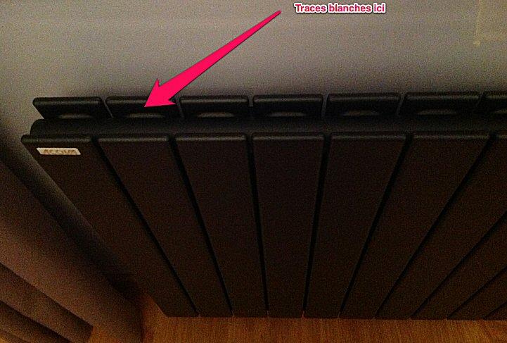 finition du radiateur acova fassane premium. Black Bedroom Furniture Sets. Home Design Ideas