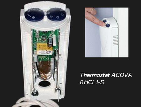 comment réparer thermostat radiateur