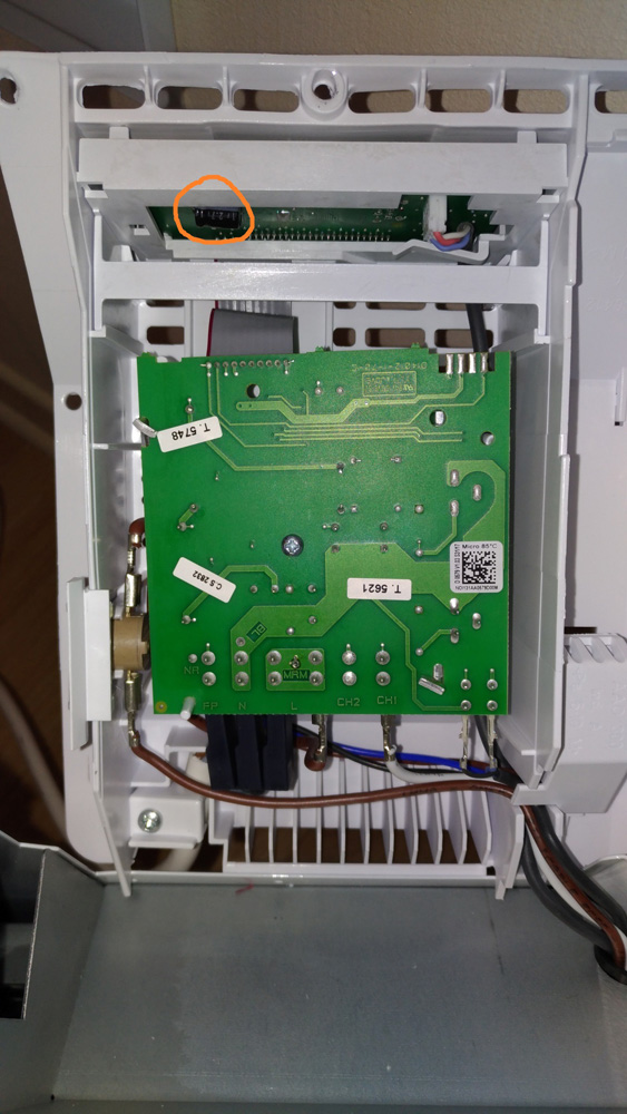radiateur Airelec alize en panne