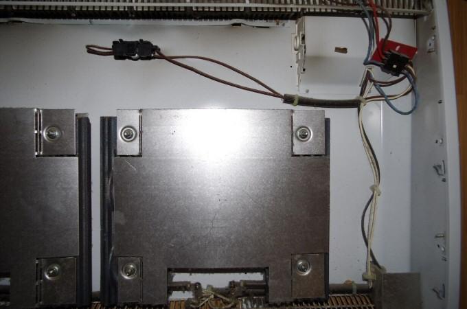 Système de chauffe par fonte