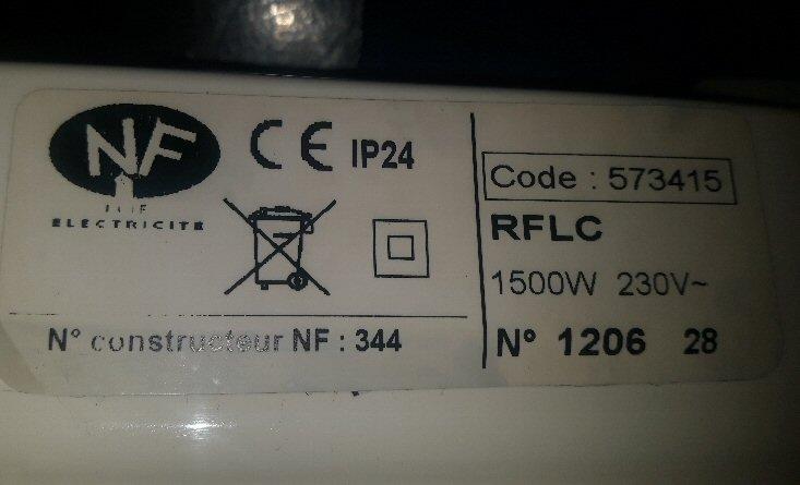 Constructeur NF 344