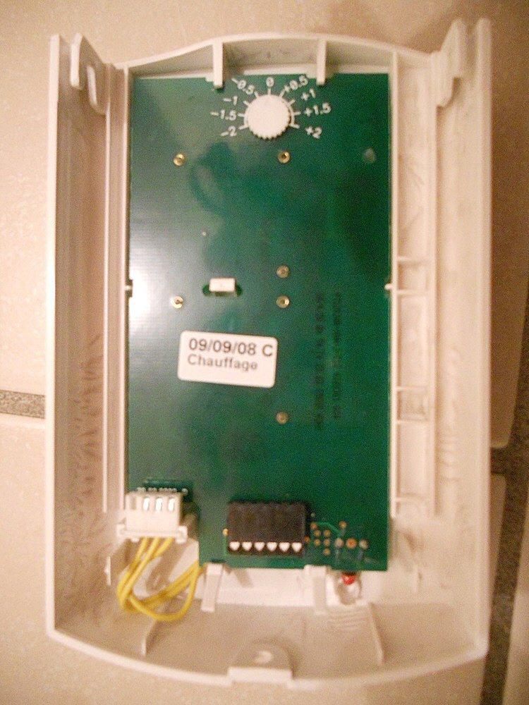 Gestionnaire d'énergie 603012