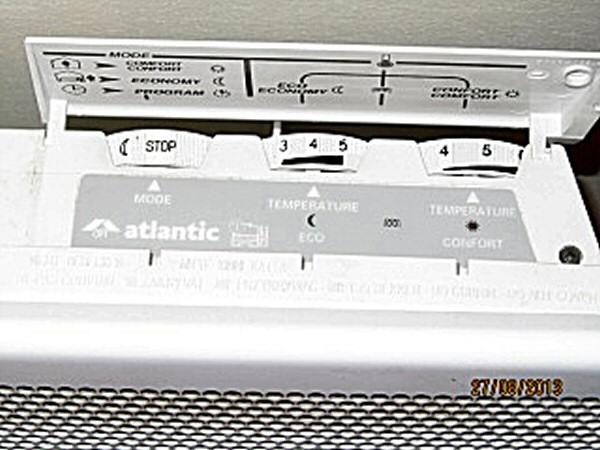 radiateur electrique atlantic electronic mode demploi. Black Bedroom Furniture Sets. Home Design Ideas