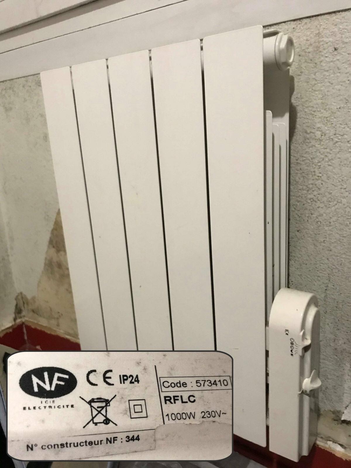 radiateur RFLC code 573410