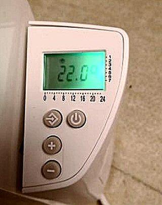Radiateur Blyss Wave Et Son Thermostat
