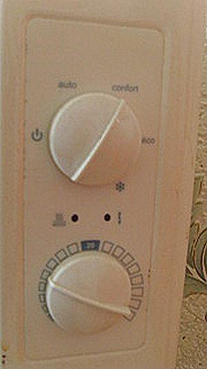 Cherche notice radiavie - Reglage radiateur electrique ...