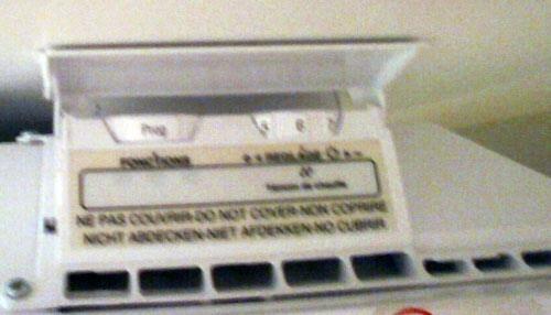 Convecteur electrique aixance sas airelec - Demonter un radiateur electrique ...