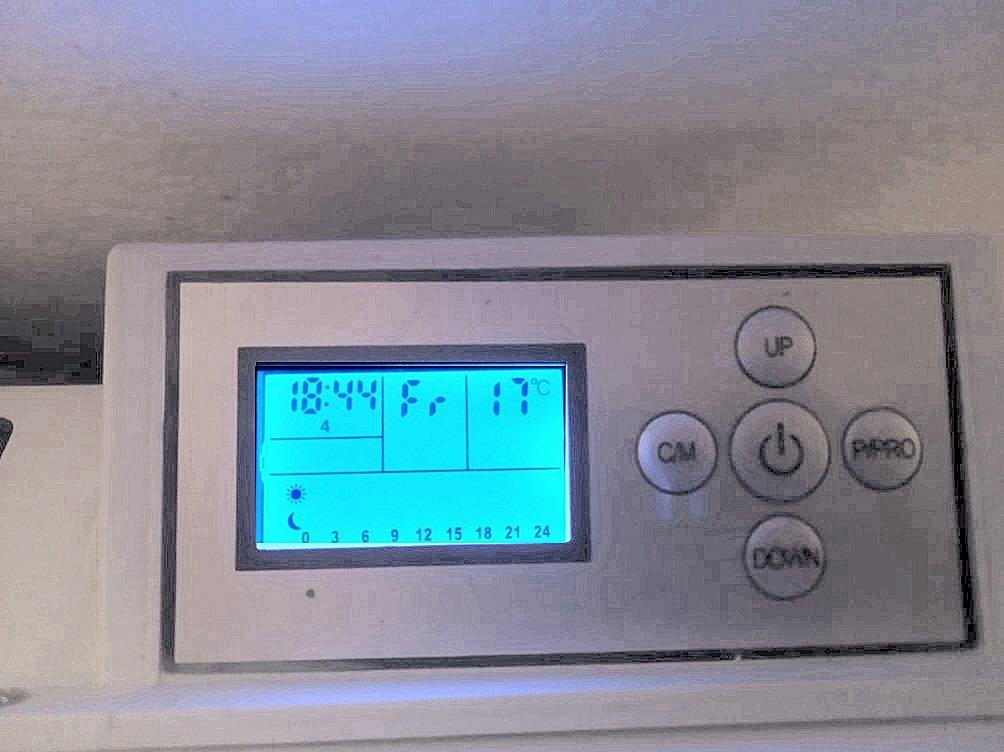 Thermostat Drexon 747215