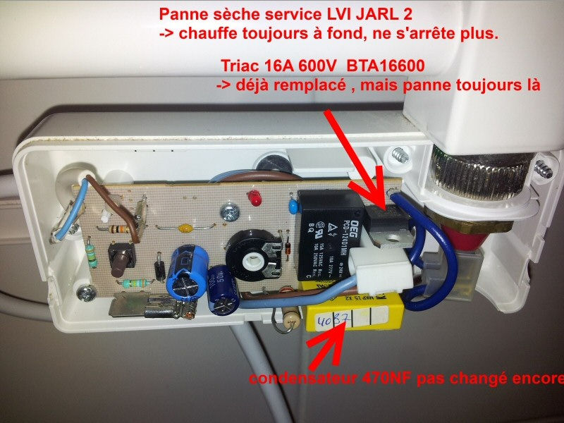 Schema thermostat seche serviette - Thermostat seche serviette ...