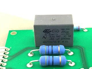 Condensateur MXF X2
