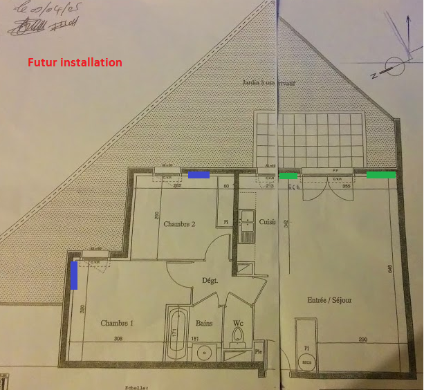 Appartement RDC RT2005