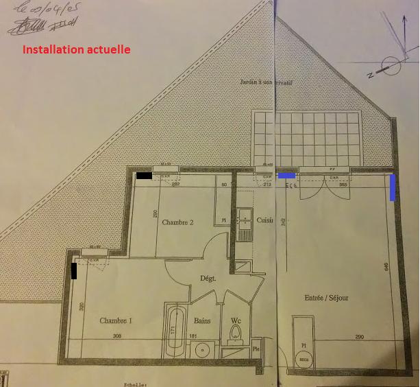 Appartement RDC RT 2005