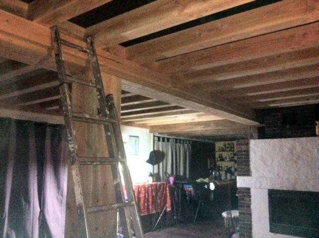 r duire une grande hauteur sous plafond. Black Bedroom Furniture Sets. Home Design Ideas