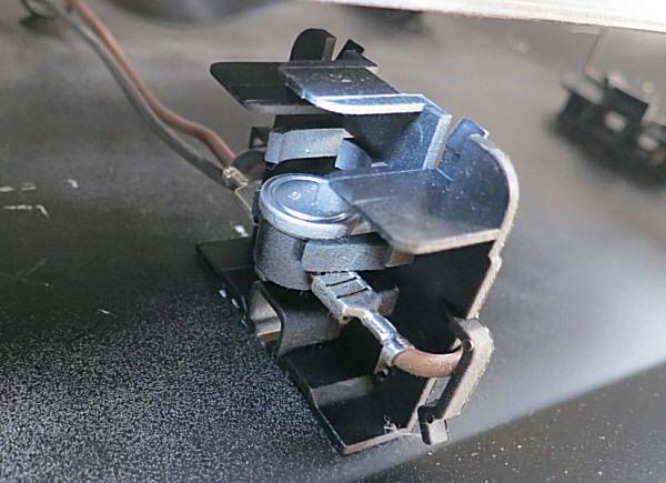 Thermostat de sécurité de type Klixon