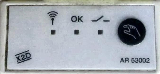 Contacteur thermostat d'ambiance