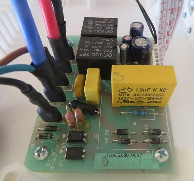 Carte électronique du radiateur Warm Confort