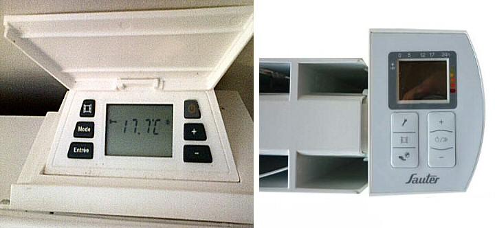 comment r gler un radiateur lectrique. Black Bedroom Furniture Sets. Home Design Ideas